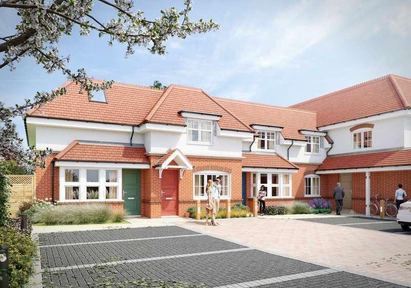 2 Bedrooms Terraced House for sale in Bear Cross