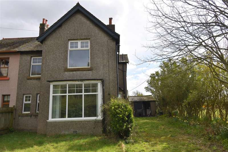 3 Bedrooms Semi Detached House for sale in Drigg, Holmrook