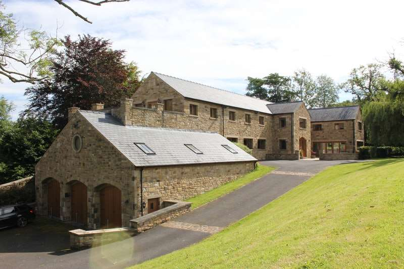 5 Bedrooms Detached House for sale in Green Lane, Preston, Lancashire, PR5