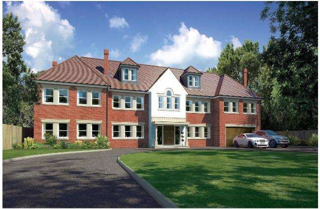 8 Bedrooms Detached House for sale in Watford, Hertfordshire, WD19