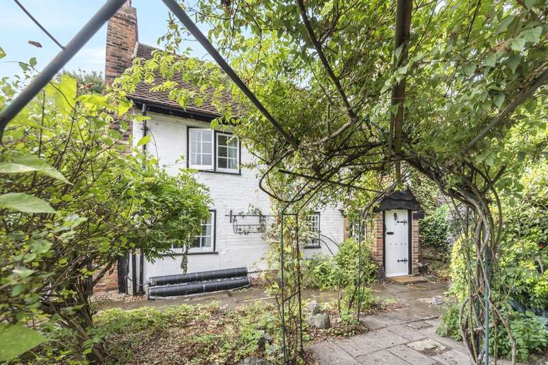 3 Bedrooms Cottage House for sale in Hurley Village, Between Henley and Marlow, SL6