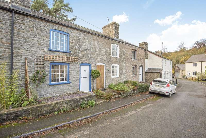 1 Bedroom Cottage House for sale in Crooked well Kington, Herefordshire, HR5