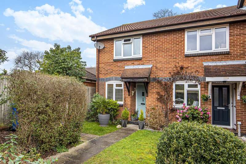 2 Bedrooms End Of Terrace House for sale in Yateley, Hampshire, GU46