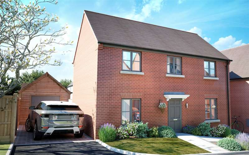 4 Bedrooms Detached House for sale in Plot 20, The Jam Factory, Easterton, Devizes, SN10