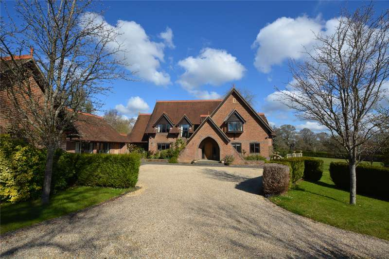 6 Bedrooms Detached House for sale in Rhinefield Road, Brockenhurst, Hampshire, SO42