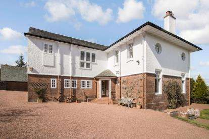 5 Bedrooms Detached House for sale in Montrose Terrace, Bridge Of Weir