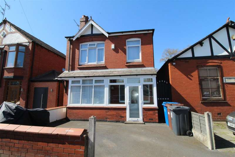 3 Bedrooms Detached House for sale in Knowsley Road, Springfield, Wigan, WN6 7PZ