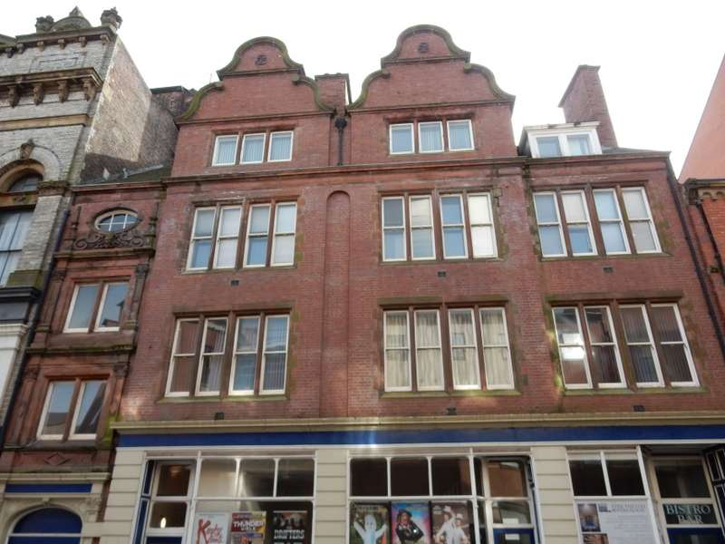3 Bedrooms Flat for sale in Apartment 5, Rehearsal Rooms 115-119, Westgate Road, Newcastle Upon Tyne, Tyne And Wear