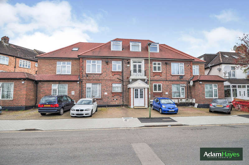 2 Bedrooms Ground Flat for sale in Grove Road, North Finchley, N12