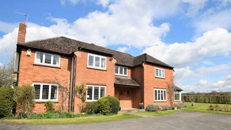5 Bedrooms Detached House for sale in Glebe Farm
