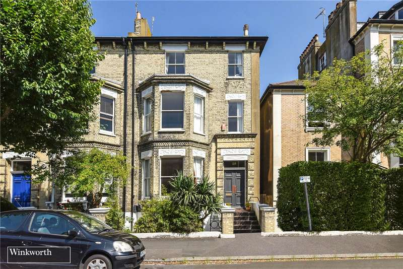 6 Bedrooms Semi Detached House for sale in Wilbury Road, Hove, East Sussex, BN3