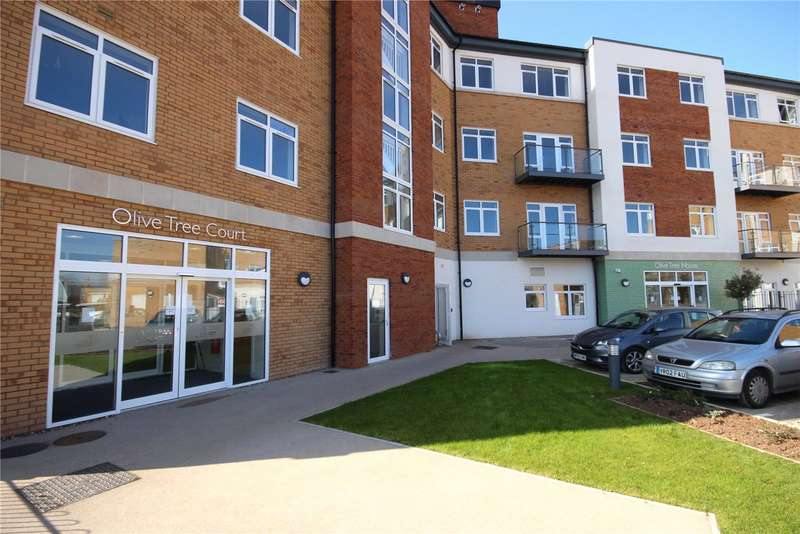 1 Bedroom Property for sale in Olive Tree Court, Chessel Drive, Bristol BS34