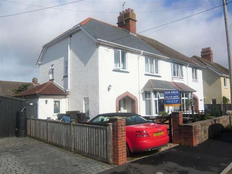 4 Bedrooms Property for sale in Furzeland Road, Porlock, Minehead, TA24 8NF