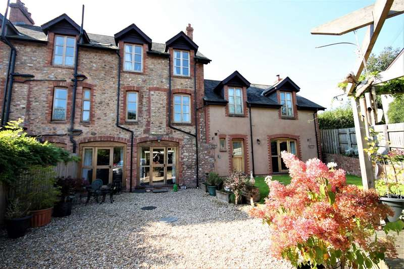 Property for sale in Ashill, Cullompton, EX15 3NA