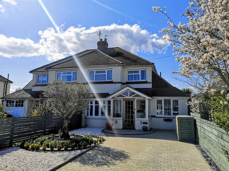 3 Bedrooms Semi Detached House for sale in Western Avenue, Polegate