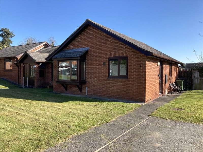 2 Bedrooms Retirement Property for sale in 17 Walnut Gardens, Kington, HR5 3DN