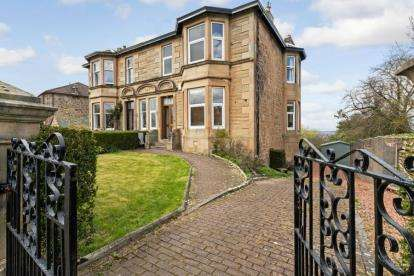 4 Bedrooms Semi Detached House for sale in Stewarton Drive, Cambuslang, Glasgow, South Lanarkshire
