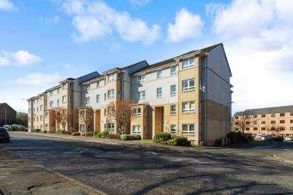 2 Bedrooms Flat for sale in Kilnside Road, Paisley, Renfrewshire