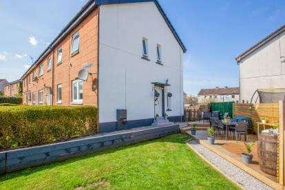 4 Bedrooms House for sale in Craigiebar Drive, Paisley, Renfrewshire