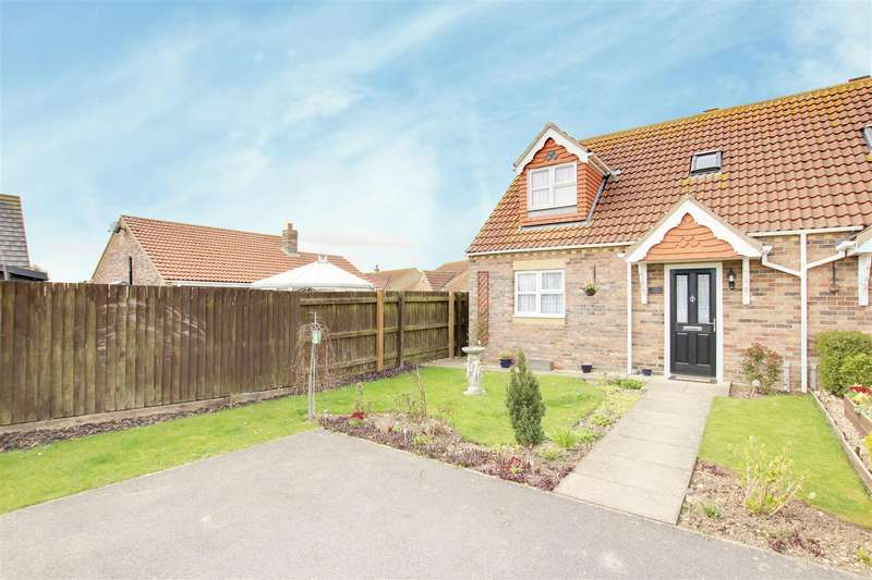 2 Bedrooms Semi Detached Bungalow for sale in Mumby Meadows, Mumby, Alford