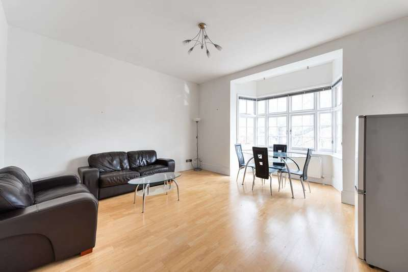 2 Bedrooms Flat for rent in The Avenue, Chiswick, W4