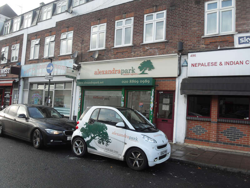 Retail Property (high Street) Commercial for rent in Northolt Road, HA2