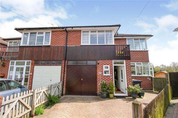 4 Bedrooms Semi Detached House for sale in Towers Close, Kenilworth, Warwickshire
