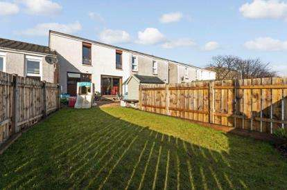 2 Bedrooms Terraced House for sale in East Mains, Menstrie