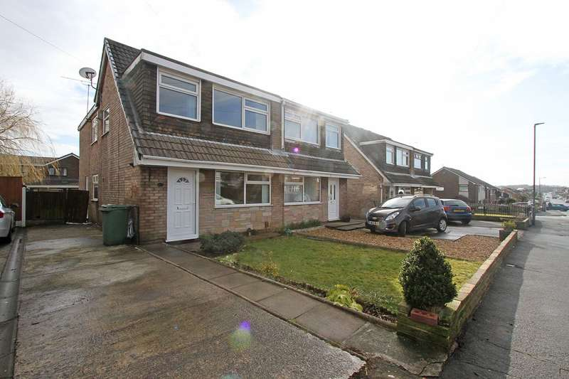 3 Bedrooms Semi Detached House for sale in Victoria Road, Garswood, St. Helens, WN4 0RG
