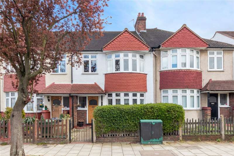 3 Bedrooms Terraced House for sale in Egremont Road, West Norwood, London, SE27