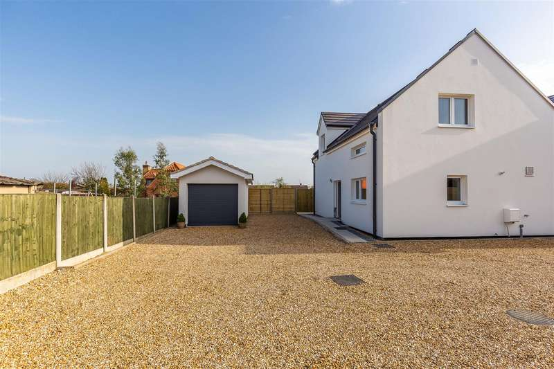 3 Bedrooms Detached House for sale in Wragby Road East, North Greetwell, Lincoln