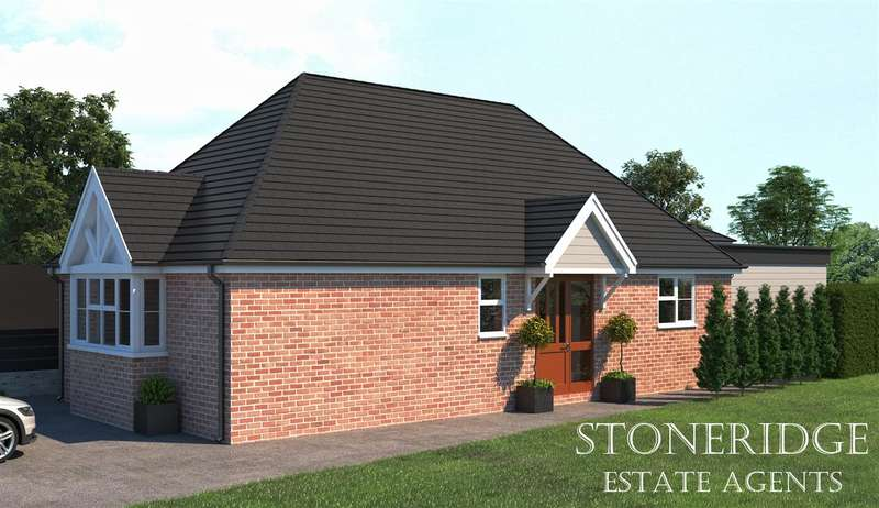 3 Bedrooms Bungalow for sale in St Marys Road, Aingers Green