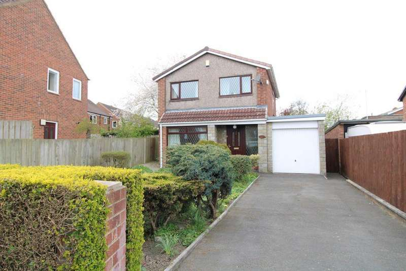 3 Bedrooms Detached House for sale in Fawdon Lane, Red House Farm, Newcastle Upon Tyne