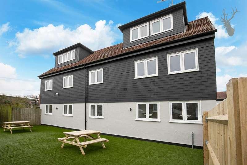 1 Bedroom Flat for rent in Hemnall Street, Epping