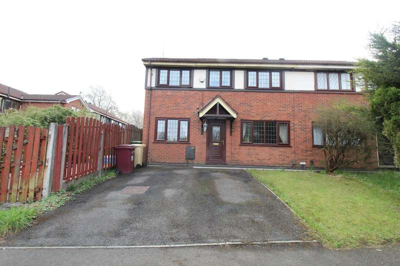 4 Bedrooms Semi Detached House for sale in Headingley Way, Bolton, Greater Manchester, BL3