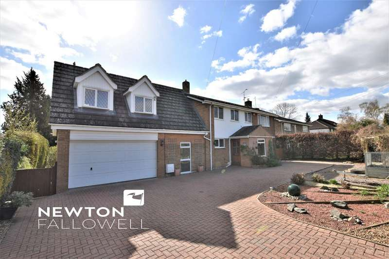 4 Bedrooms Detached House for sale in Barrowden Road, Ketton, Stamford