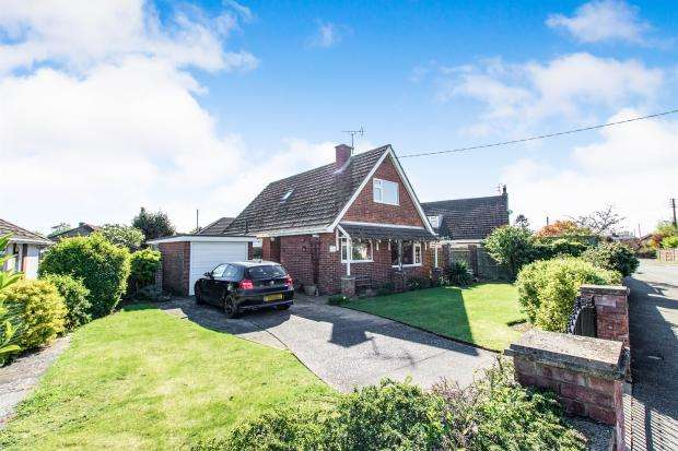 4 Bedrooms Detached Bungalow for sale in St Clements Road, Ruskington, Sleaford NG34