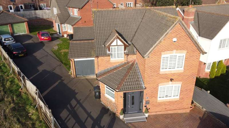5 Bedrooms Detached House for sale in Herongate Road, Leicester LE5