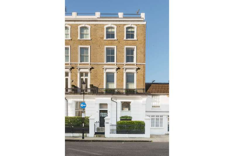 6 Bedrooms Terraced House for sale in Cathcart Road, London