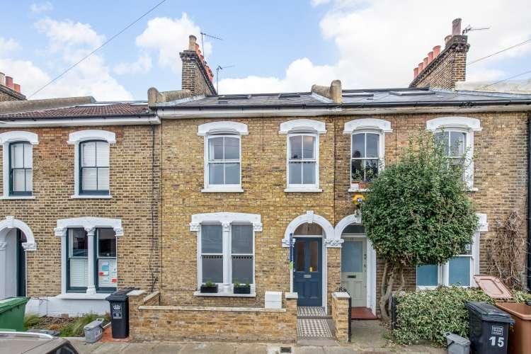 4 Bedrooms Terraced House for sale in Kneller Road Brockley SE4