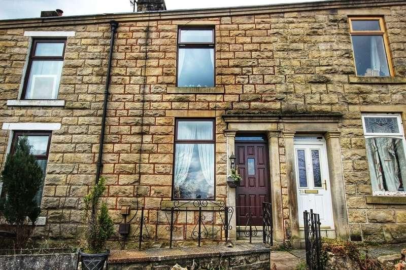 2 Bedrooms Terraced House for sale in Ellen Street, Darwen, BB3