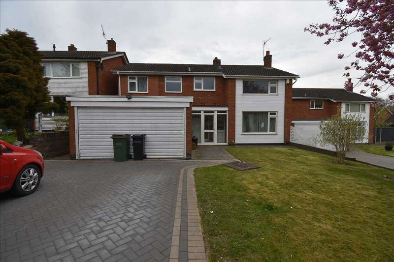 5 Bedrooms Detached House for sale in Severn Road, OADBY