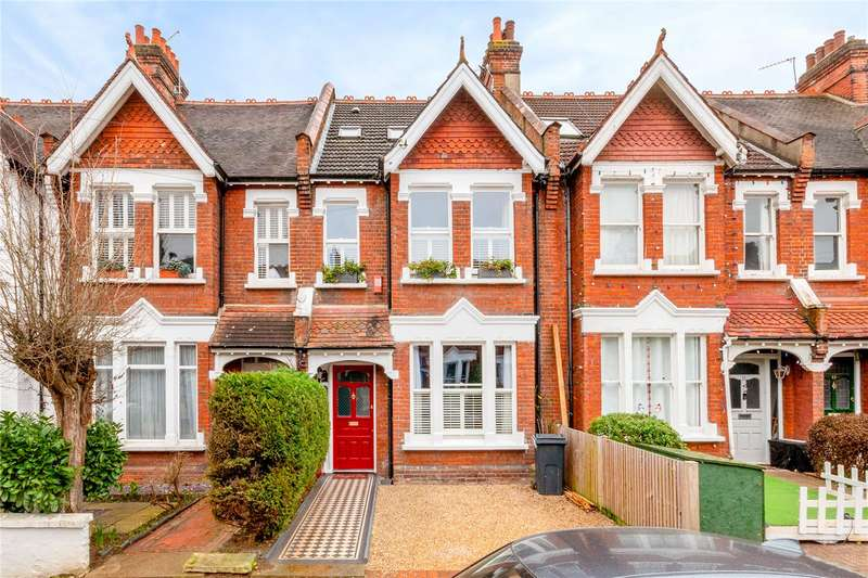5 Bedrooms Terraced House for sale in Penwortham Road, London, SW16