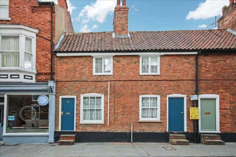 4 Bedrooms Terraced House for sale in Bailgate, Lincoln