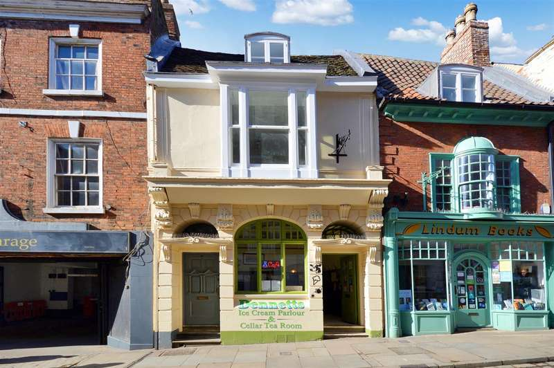 Retail Property (high Street) Commercial for sale in Bailgate, Lincoln