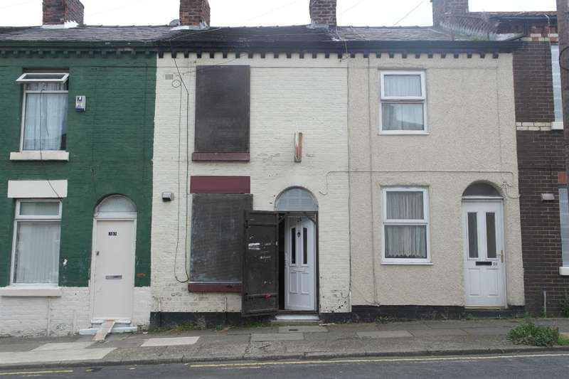 2 Bedrooms Terraced House for rent in Stonehill Street, Anfield, Liverpool
