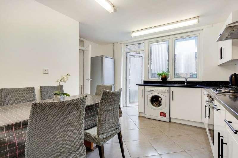 3 Bedrooms Town House for sale in Tarbert Walk, London E1