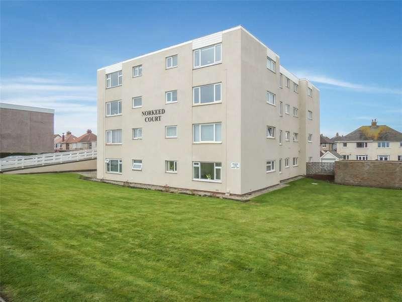 1 Bedroom Apartment Flat for sale in Norkeed Court, Queens Promenade, Norbreck