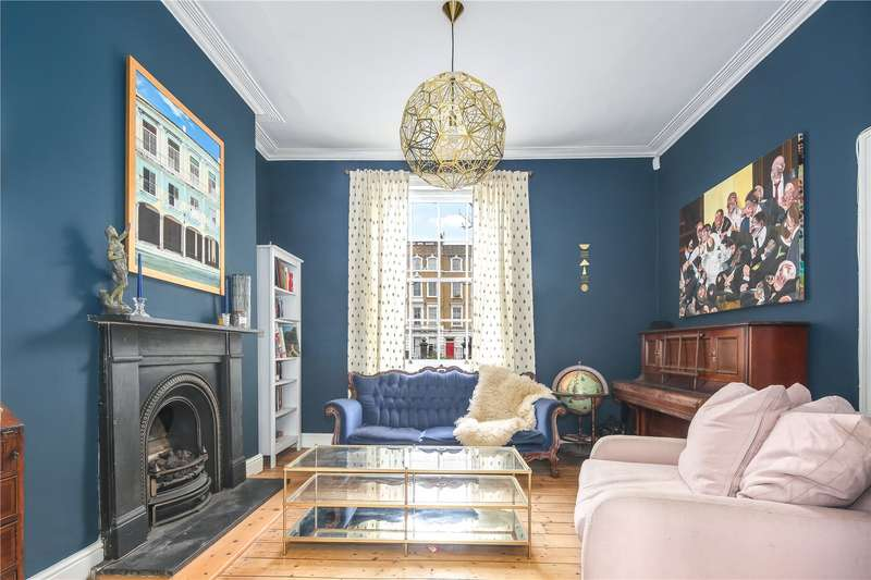 3 Bedrooms House for sale in Bow Road, Bow, London, E3