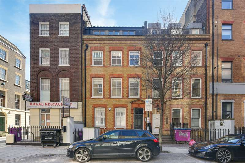 2 Bedrooms Flat for sale in Havard House, 26 Alie Street, London, E1